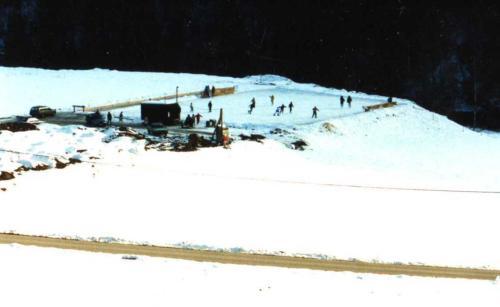 Eisplatz 1991-1992